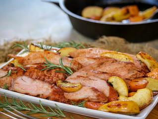 Tips for Smoking or Grilling Pork Tenderloins