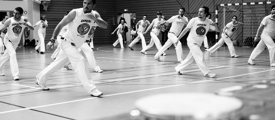 C'est aujourd'hui... Capoeira à Héming