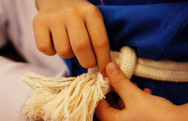 L'origine des 'cordas' dans la capoeira.