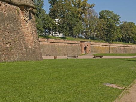 Ce mercredi nous seront au parc de la citadelle pour notre cours hebdomadaire à Strasbourg