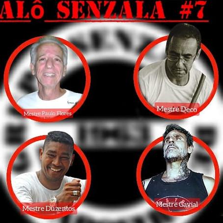 Alô Senzala # 7: Mestres Deco, Gavial, Duzentos e o Mestre fundador Paulo Flores [en portugais]
