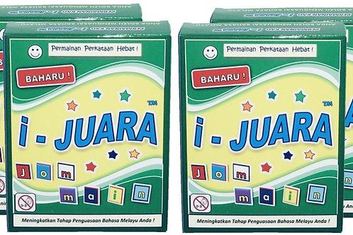 I-JUARA  4 Kotak - 15.8 % Diskaun