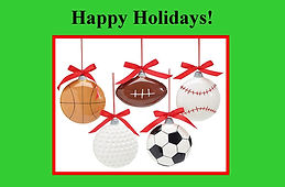 Happy Holidays - sports Ornaments.jpg