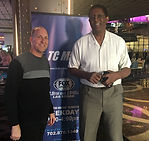 TC & Bill Cartwright at Cosmo.JPG