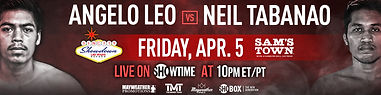 4.5.19 Mayweather Promotions - Sams Town