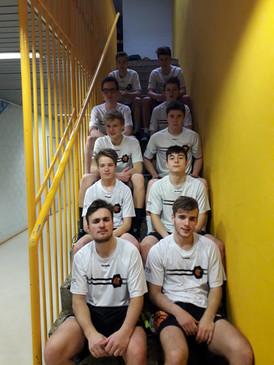 U20 Mannschaftsbild