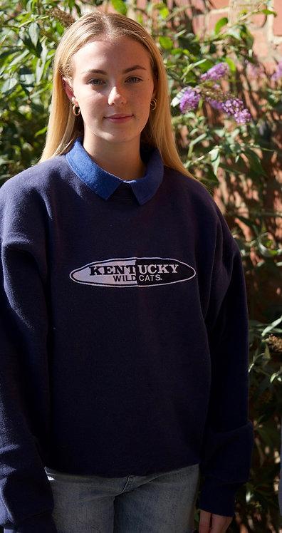 Vintage 'Kentucky Wildcats' Sweater