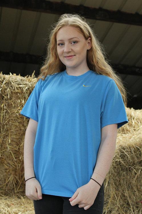 Nike Blue T-Shirt