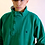 Thumbnail: Nautica Green 1/4 Zip Sweater