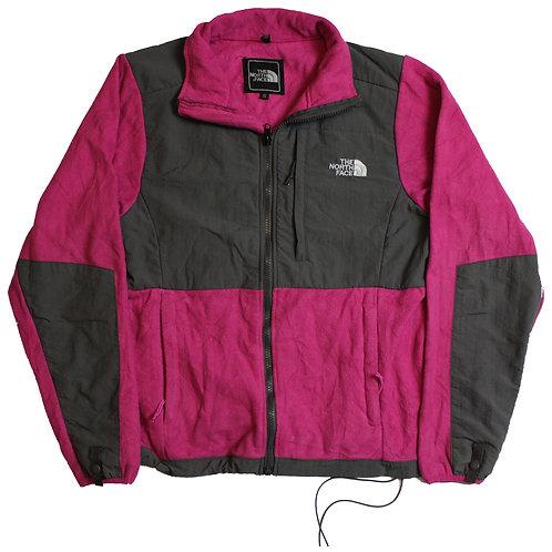 North Face Pink Denali Jacket