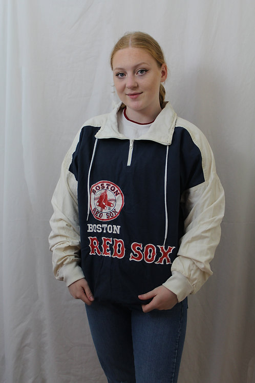 Hummer Red Sox Tracksuit Top