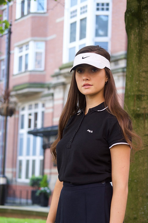 Fila Black Polo