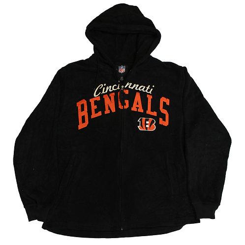 NFL Cincinnati Bengals Hooded Fleece
