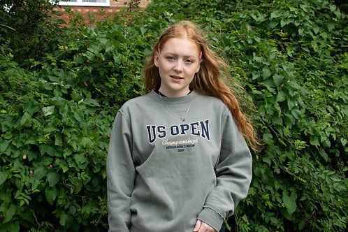 Vintage 'US Open' Sweater