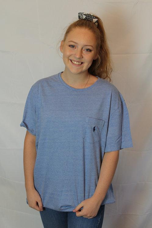 Ralph Lauren Blue/White T-Shirt
