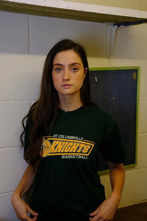 Vintage 'Knights Basketball' T-shirt