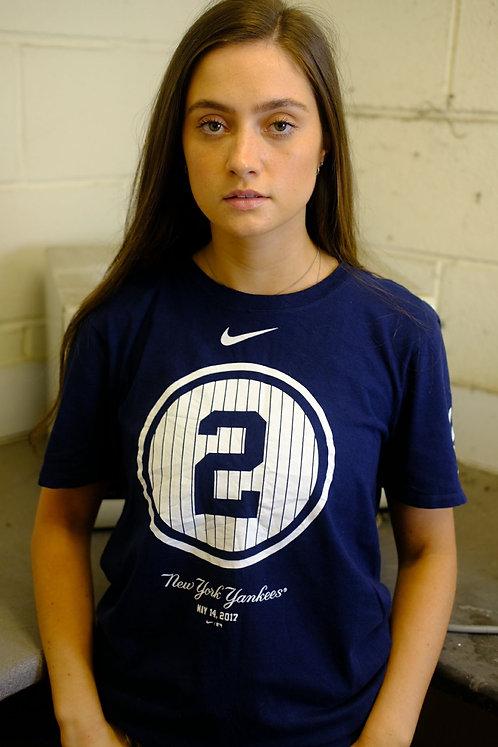 Nike Dark Blue New York Yankees T-shirt