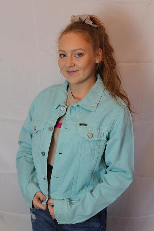 Calvin Klein Blue Denim Jacket