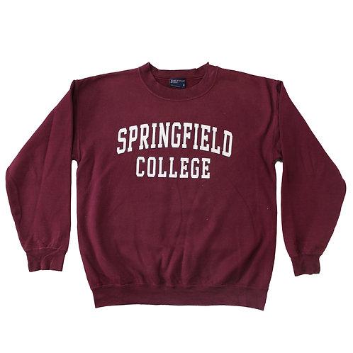 Springfield College' Sweater (2)