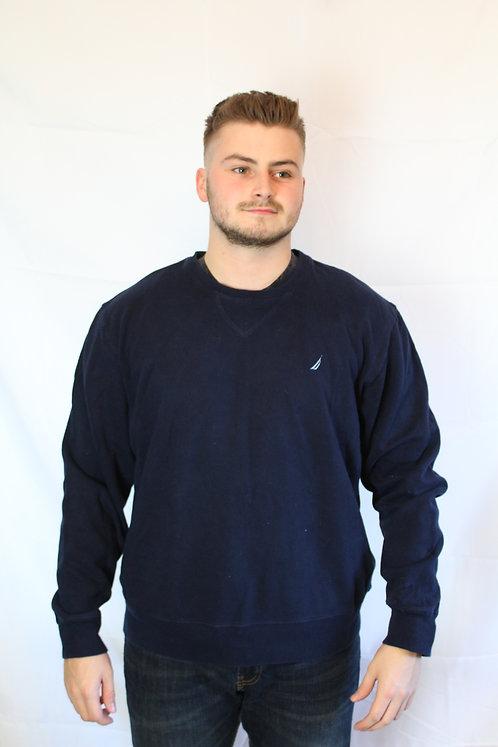 Nautica Navy Sweatshirt