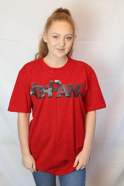 Nike Jordans Red T-Shirt