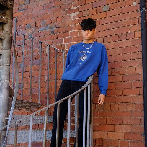 Vintage 'Central Star' Sweater