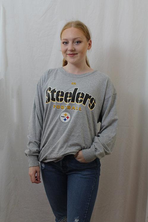NFL Steelers Long Sleeved Top