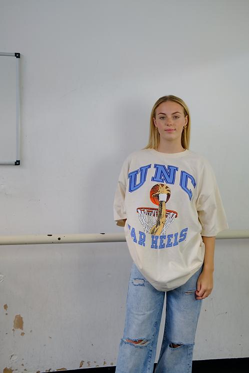 Vintage 'UNC' Basketball T-Shirt