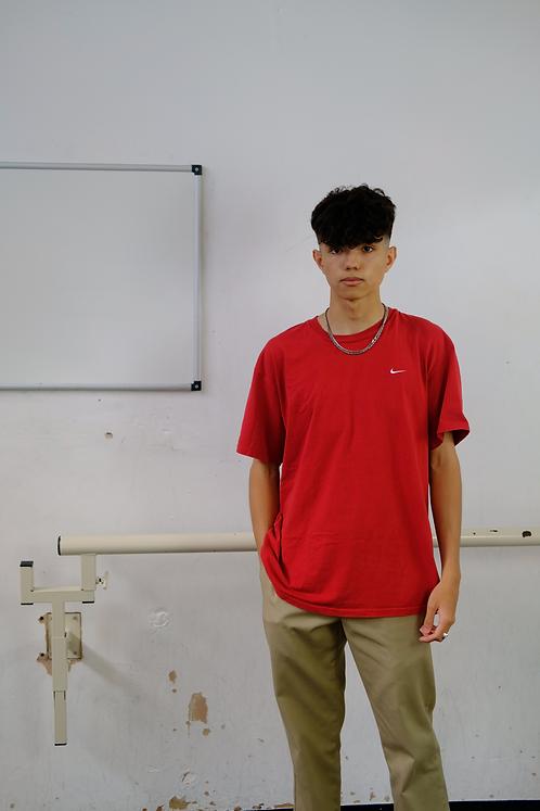 Nike Red T-Shirt