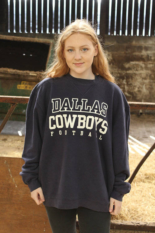 Reebok 'Dallas Cowboys' Sweater
