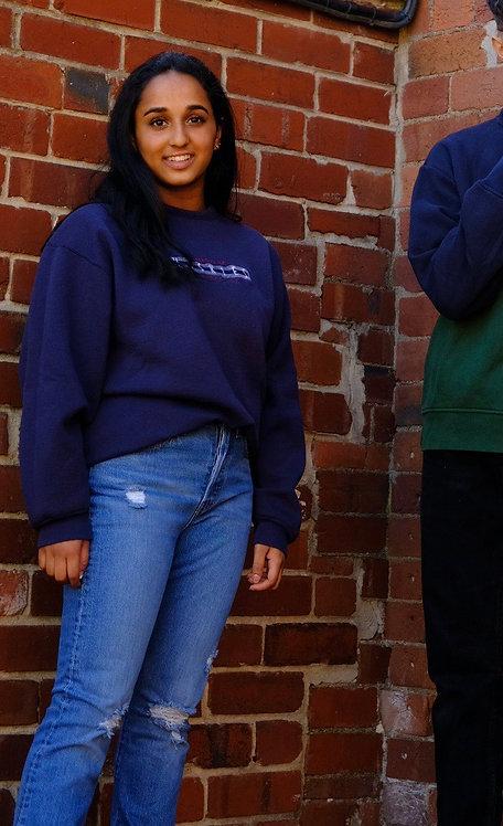 Vintage 'Huskies' Sweater