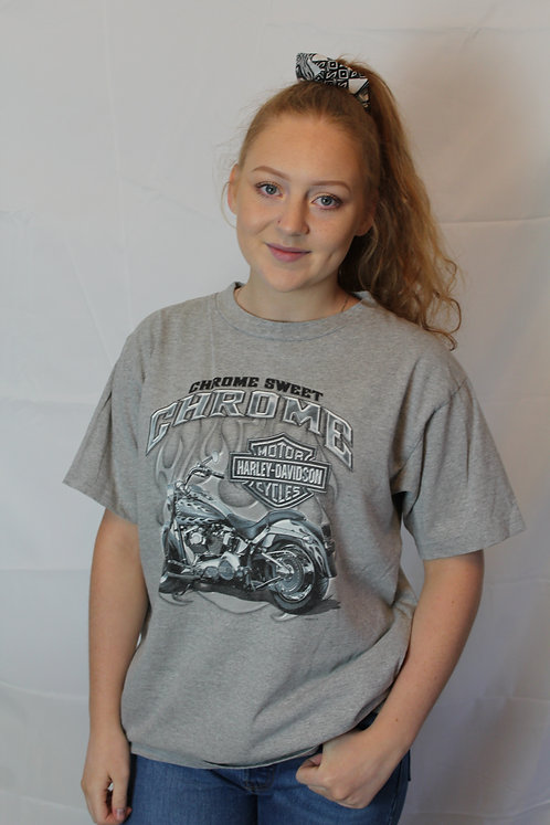 Harley Davidson Grey Iowa T-Shirt