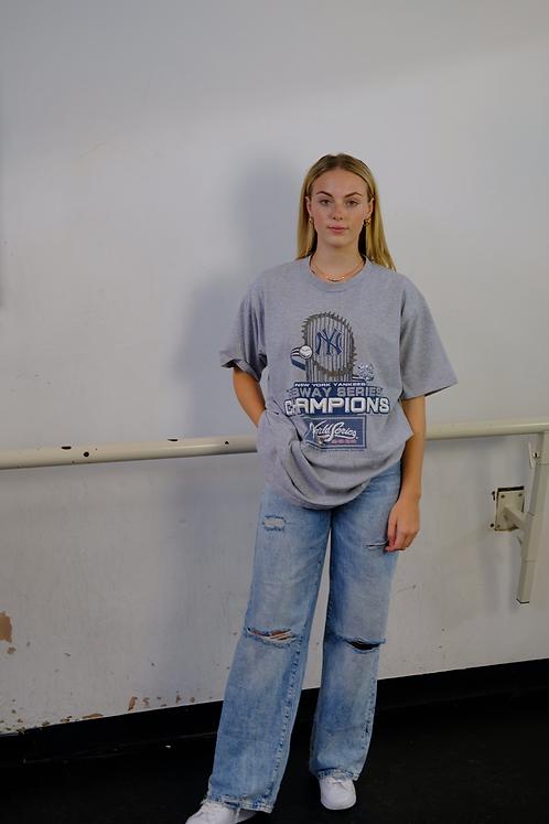 Lee 'Subway Series Champions' T-Shirt