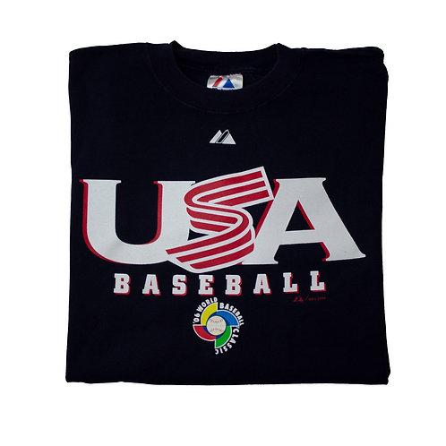 Vintage 'USA Baseball' T-shirt