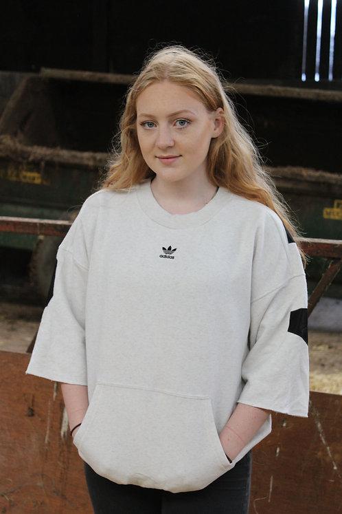Adidas Short Sleeved Sweater
