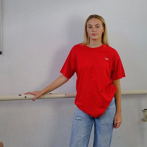 Champion Red T-Shirt
