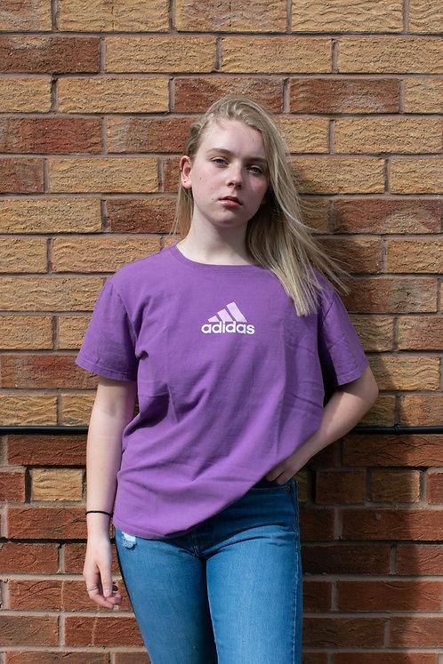 Adidas Purple T-Shirt