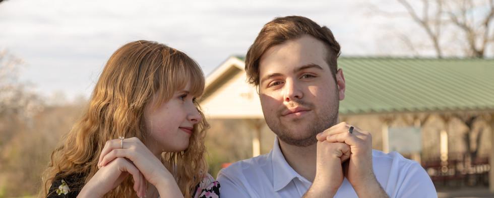 Mary Tron Engagement Photoshoot - Nova Initia 2019