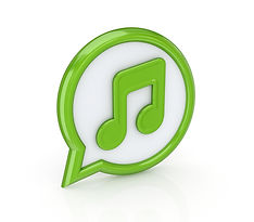Music on hold icon