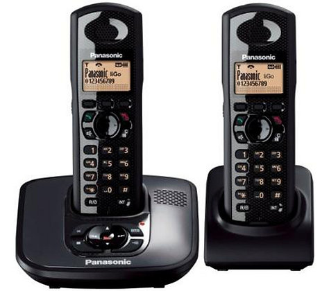 Panasonic KX-TG6482 Cordless Phone (Twin)