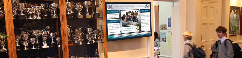 Digital signage kiosks - Retail Outlets | Self Service