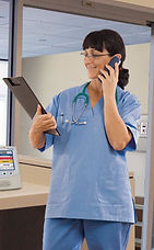 Cordless phones allow your staff to remain in contact at all times