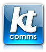 KT Communications Logo
