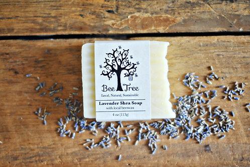 Lavender Shea Soap
