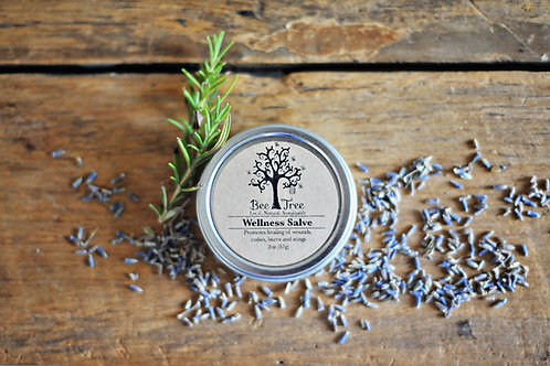 2 oz Wellness Salve