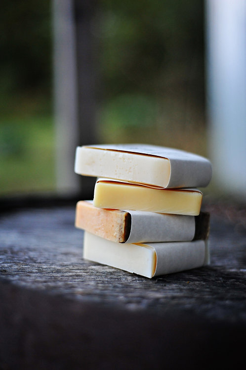 4 Bars of Soap