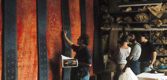 Base 2: Tecniche di pittura decorativa