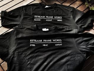 Ketelaar Frame Works - T-shirts