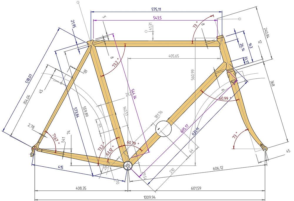 Reynolds 531 Designer Select Build