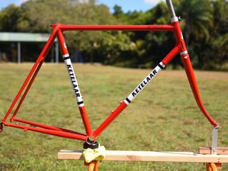 NOVA Road Frame - For Sale - $2400 AUD